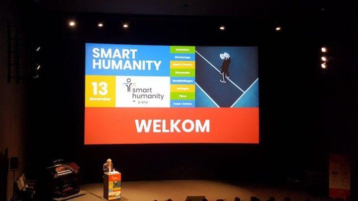 14 dec: Smart Humanity