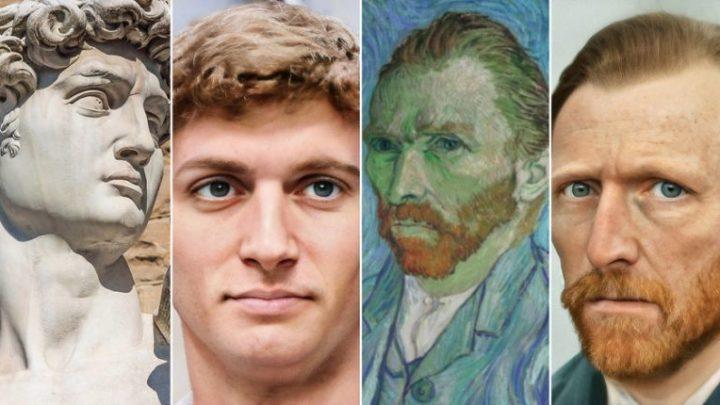 Historische portretten dankzij AI-software