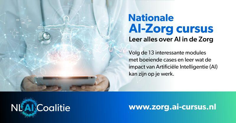 Lancering: Zorg-AI Cursus