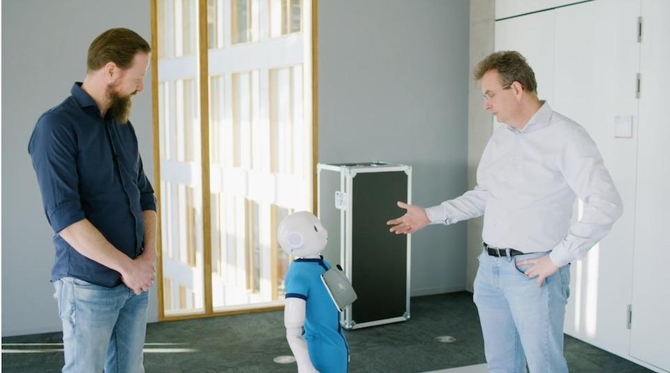 Sociale robots